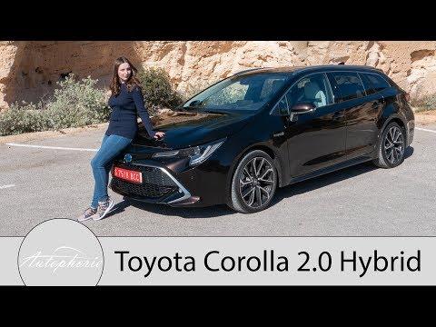 2019 Toyota Corolla Touring Sports 2.0 Hybrid Fahrbericht / Dynamisch genug? - Autophorie