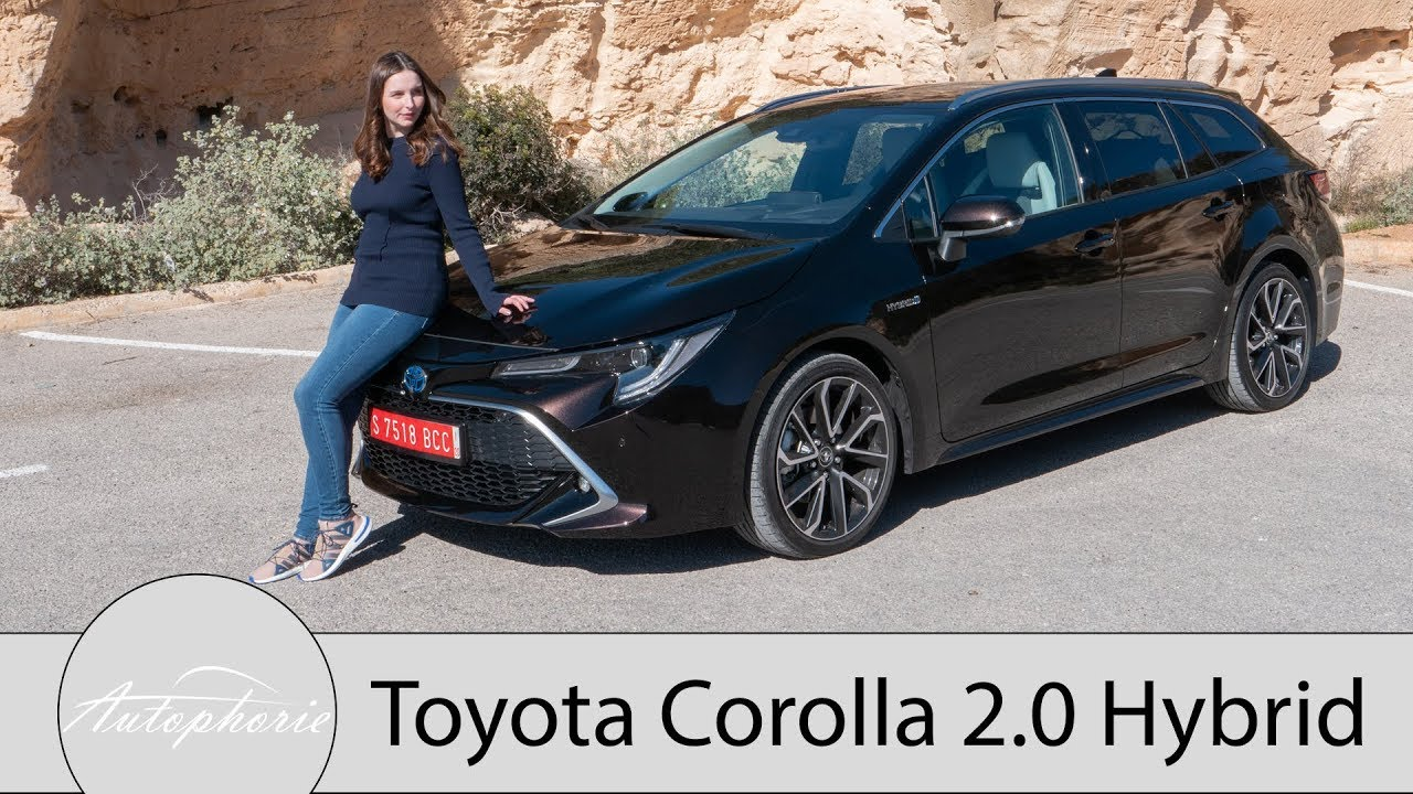 2019 toyota corolla touring sports 2 0 hybrid fahrbericht. Black Bedroom Furniture Sets. Home Design Ideas