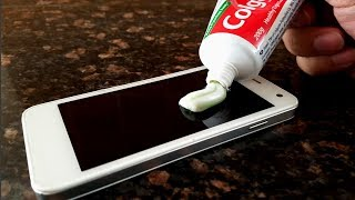 6 Amazing Life Hacks For toothpaste