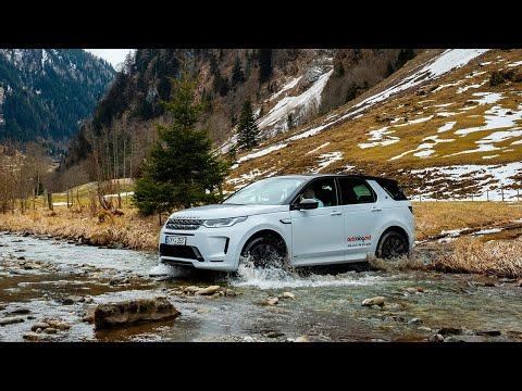 Ultima deplasare înainte de carantină! Cu Discovery Sport în Austria