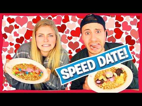 Speed dating challenge