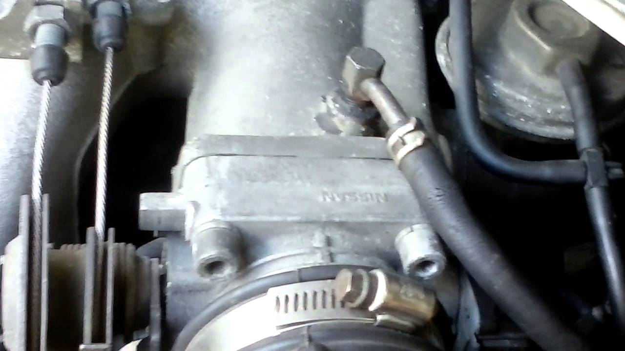 vacuum line youtube diagram on 2000 acura further intake manifold vacuum hose on 97 acura [ 1280 x 720 Pixel ]