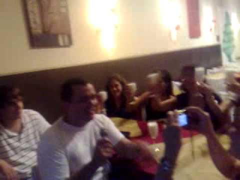 Santino karaoke Amigos con Adrian Pavia Colonial Hotel.mp4