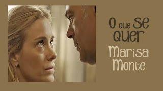 O Que se Quer - Marisa Monte e Rodrigo Amarante  A Regra do Jogo Tema de Lara e Orlando Legendado HD