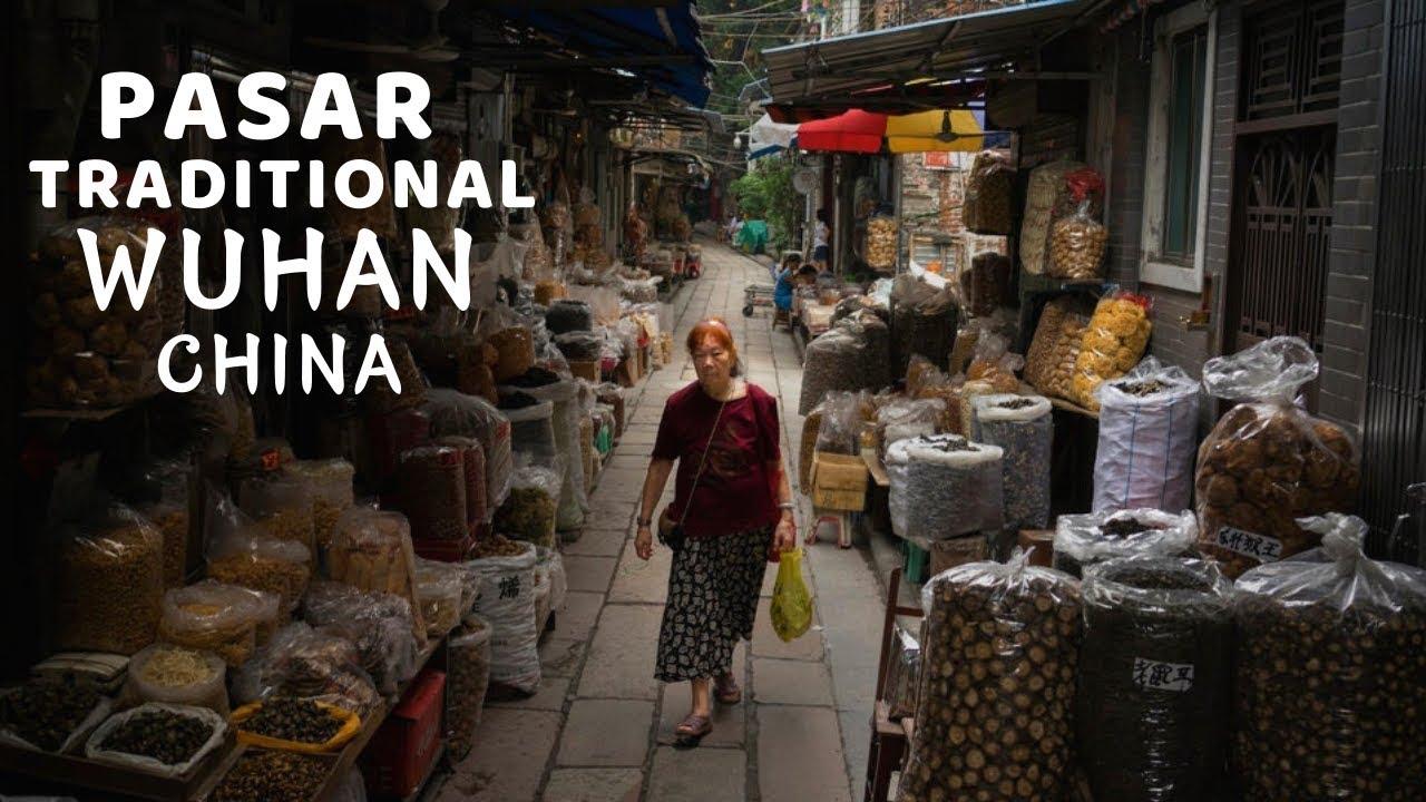 Download Pasar Tradisional Wuhan || China Traditonal Market