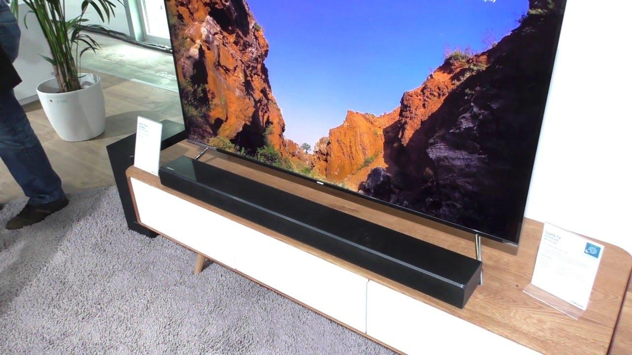 HW-K950 Dolby Atmos Soundbar Prototyp (Samsung Roadshow ...