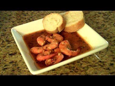Barbeque Shrimp – Lynn's Recipes