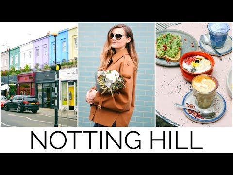 NOTTING HILL | A Londoners Guide