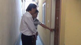 Cảnh giác trộm tài sản tại phòng trọ nữ sinh