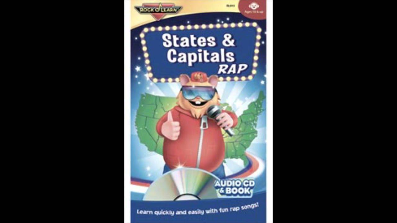 States Capitals Rap
