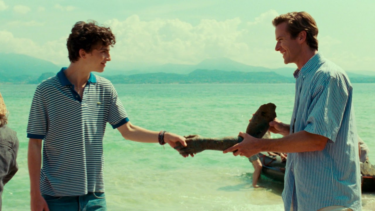 Call Me By Your Name Buch