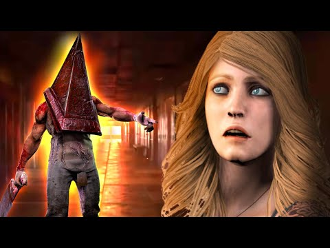 Kate Vs Pyramid Head (Silent Hill Chapter) | Dead By Daylight |