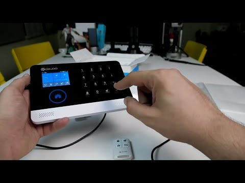 Ο έξυπνος συναγερμός της Digoo! [Digoo DG-HOSA Wireless DIY Smart Home Alarm System]