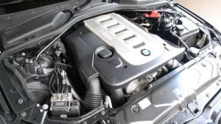 Vergleich Normal Diesel + 2-Takt Öl gegen Aral Ultimate Diesel gegen LM 5128 - BMW 530d