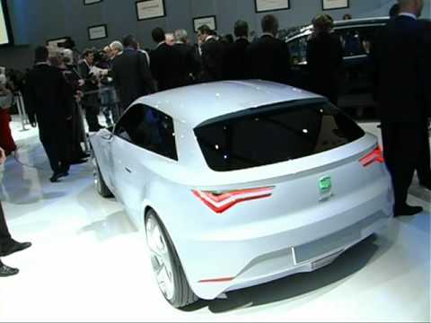 Seat Ibe Concept 2010 Youtube