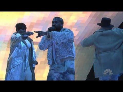 Kanye West 'SNL' Tantrum LEAKED