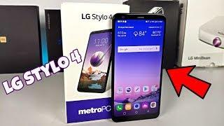 LG Stylo 4 - [$180] - 6.2