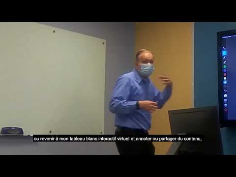 Safe Hybrid Teaching with Poly Studio Video (FR)