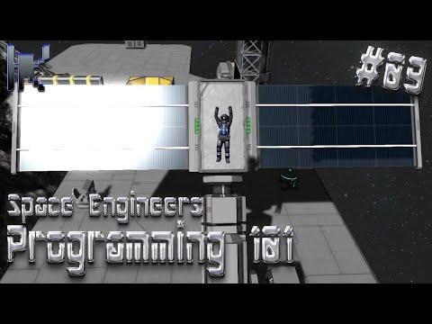 Space Engineers Programming 101 - Auto Solar Script - Part 3