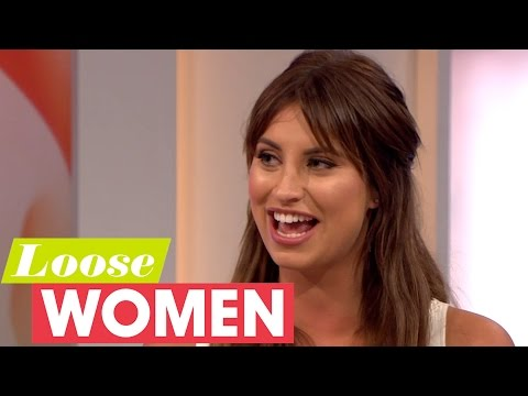 Ferne McCann On Her New Nose And Trying To Break Into Hollywood | Loose Women