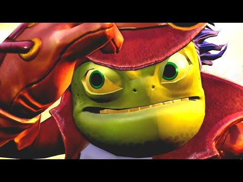 Skylanders: Imaginators - Sky Fortress - Part 10