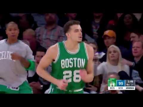 RJ Hunter Highlights vs New York Knicks (17 pts)