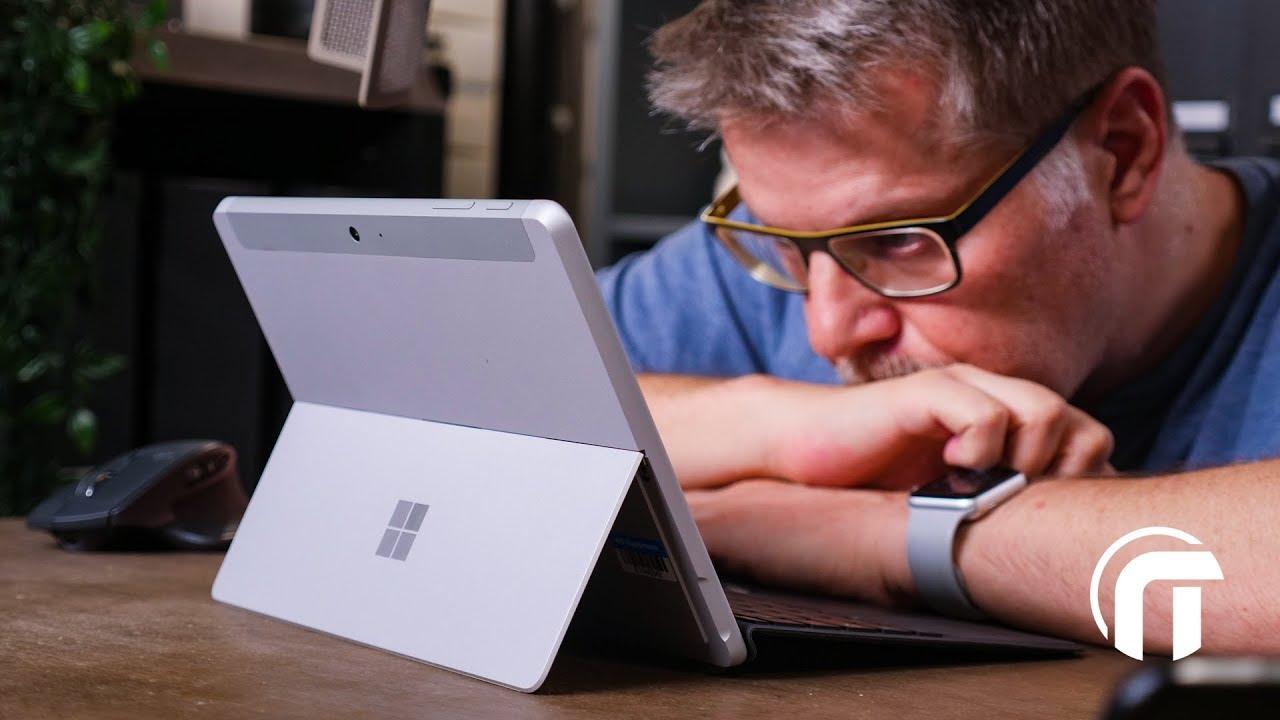Test Surface Go