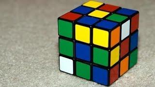 Как собрать кубик Рубика 3/3 последний слой
