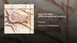 Stay The Night (2006 Remastered Version)