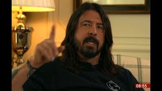 Foo Fighters' David Grohl's Normal Life…