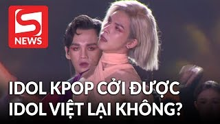 Nguyễn Trần Trung Quân lên tiếng: Idol Kpop cởi áo được, Idol Việt sao lại không?