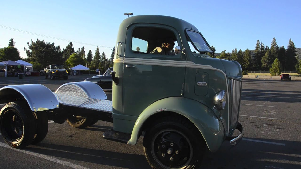 1942 Ford Coe Truck Youtube 1980