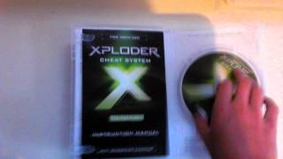 XPLODER Cheat system giveaway