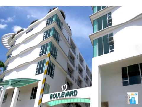 10 BOULEVARD MULTI STOREY SHOP OFFICE FOR SALE IN PETALING JAYA SELANGOR MALAYSIA 11.6KSFT