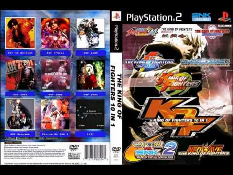 The King of Fighters 10 in 1 [English]...