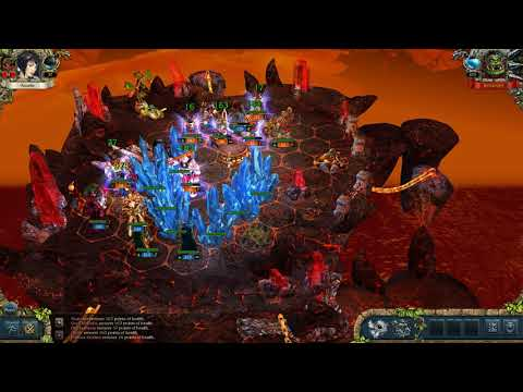 Let's Play Kings Bounty Crossworlds Impossible Mage # 141 Scrounger  