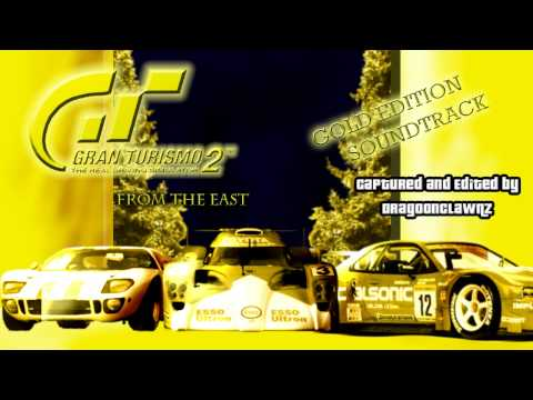 GT2 Gold Edition Soundtrack - 08 - From the East