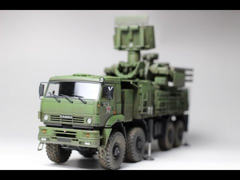 Download Painting & Weathering Tiger 1/35 Pantsir-S1 Missile System