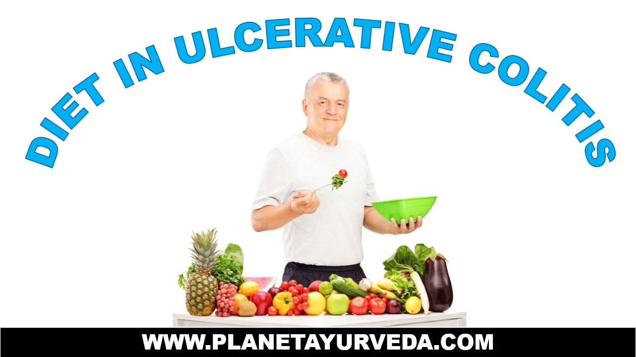 Diet in Ulcerative Colitis - Best and Worst Foods - YouTube
