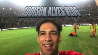 HEBOH !!! Vlog Pemain Persija Addison Alves | Piala Presiden 2018