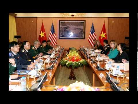 VN-VIETNAM-US DEFENSE POLICY DIALOGUE