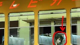 阿部寛の生霊が大阪で撮影されるwwww【不思議な話・心霊写真】 ☆関連動...