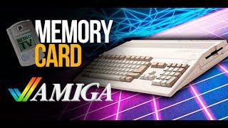 Memory Card - La historia de Amiga