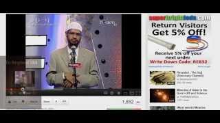 Amazing Miracle of Reflected Light of the Moon in the quran Koran