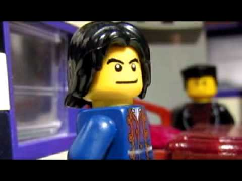 LEGO SLEEPY HOLLOW TRAILER 1