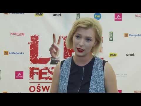 LFO 2015 - Mela Koteluk po koncercie