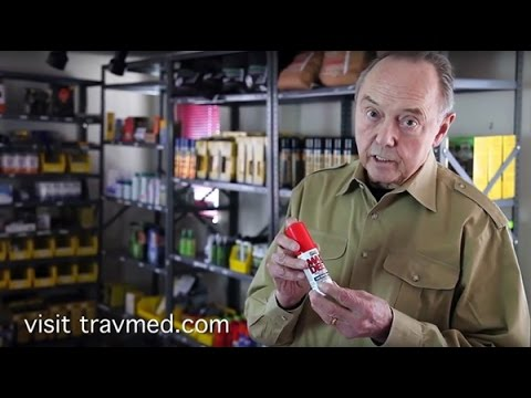 Travel Medicine - Dr. Rose talks about DEET and Permethrin-based repellents