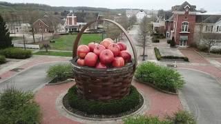 Little remains of Longaberger Basket company