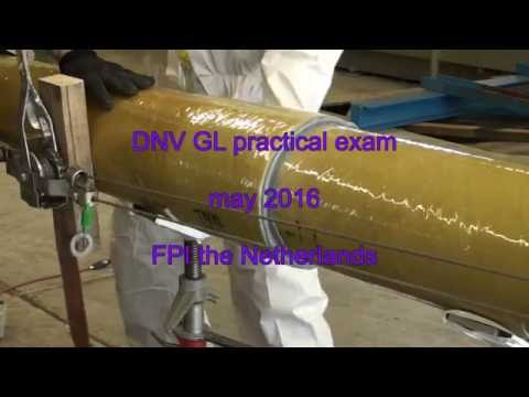 Assembly Adhesive Bonded Joint Dn200 Pn40 Fpi Tb Ts Youtube