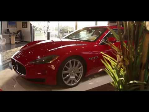 2008 Maserati GranTurismo Showcase